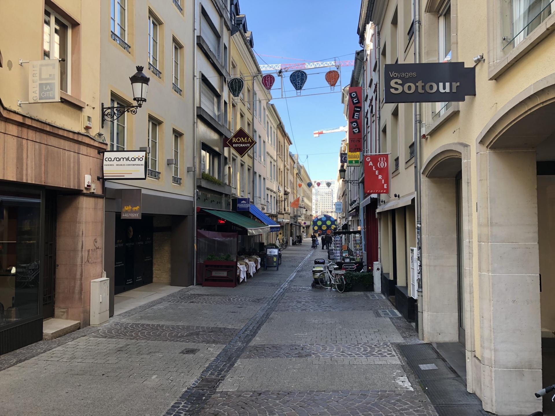 Bureau à luxembourg centre immobilier glesener